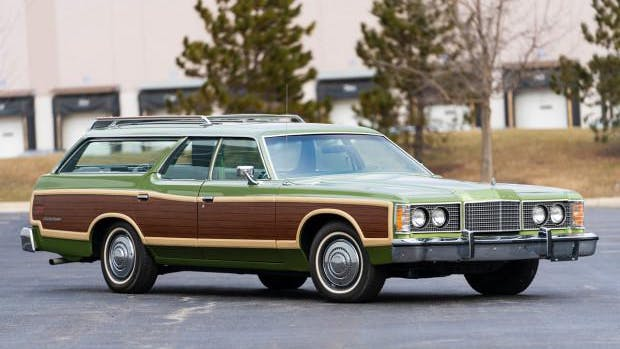 Picture of a 1974 Ford LTD Wagon