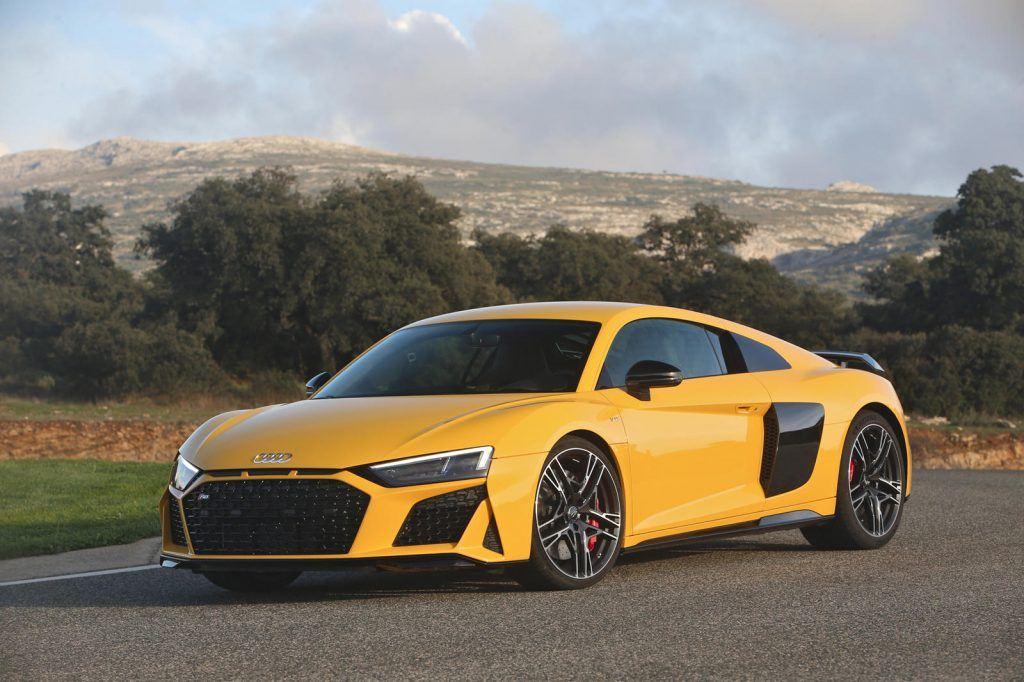 Fastest Audis: Photo of a 2020 Audi R8