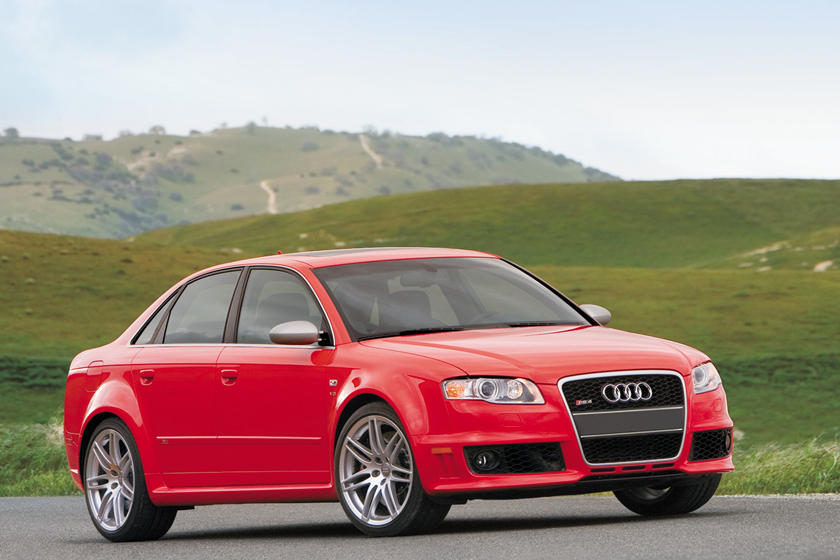 Photo of a 2007 Audi RS4