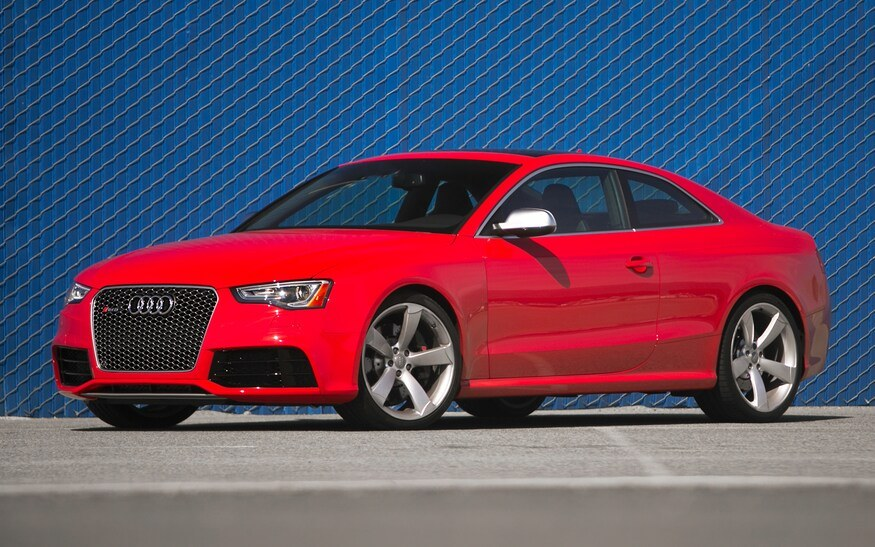 Photo of a 2013 Audi RS5