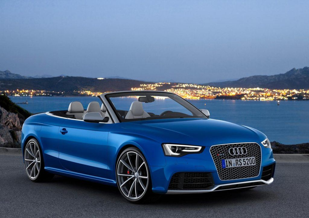 Photo of a 2014 Audi RS5 Cabriolet
