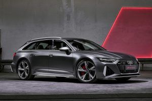 Picture of a 2020 Audi RS6 Avant