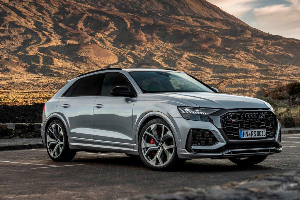 Fastest Audis: Photo of a 2020 Audi RS Q8