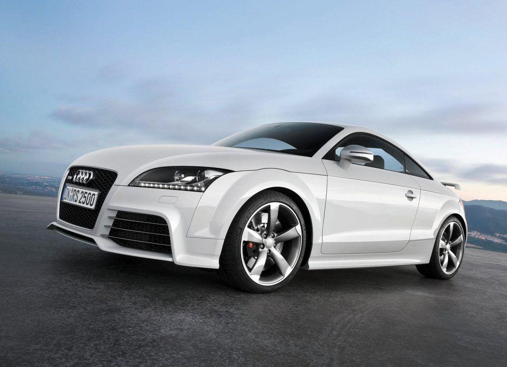 Photo of a 2012 Audi TTRS